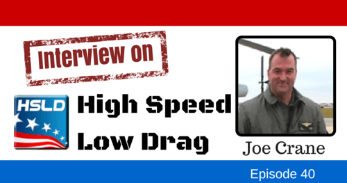 Interview on High Speed Low Drag