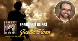 Following Your Passion as a Creative Writer Marine Veteran Justin Sloan