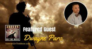 Hire a Life Coach with Air Force Veteran Dwayne Paro Founder of Landmark Life Coaching