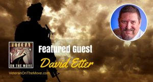 Armed Forces Insurance Army Spouse of the Year and Navy Veteran Dave Etter