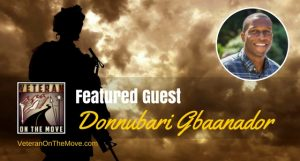 West African Consulting with Army Veteran Don Gbaanador