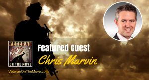 Marvin Strategies Consulting with Army Veteran Chris Marvin