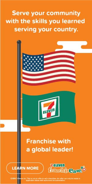 7/11 Banner Ad