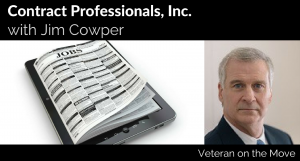 Helping Transitioning Veterans Find Employment President of CPI Jim Cowper
