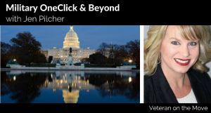 Military One Click Founder and Military Spouse Jen Pilcher