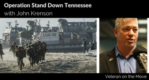 Operation Stand Down TN Army Guard Veteran John Krenson