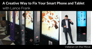 Creative Way to Fix Your Smart Phone and Tablet Lance Frank Mighty Fixer